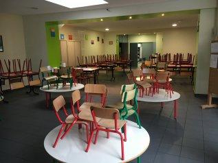 Coloriage Ecole Cantine.Periscolaires Jeunesse Accueil Mairie De Aingeray
